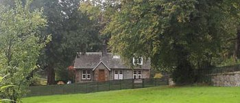 Kirkennan Lodge holiday cottage dumfries and galloway