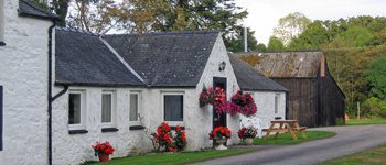 woodsedge holiday cottage on kirkennan estate