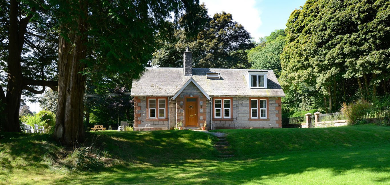 The lodge self catering accommodation near Castle Douglas