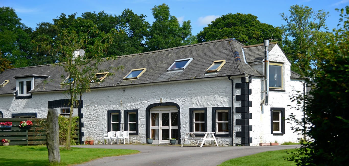the mews holiday cottage kirkennan near Dalbeattie