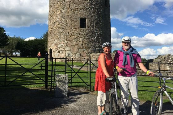 cycling holidays, dumfries and galloway, south west scotland
