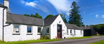kirkennan woodsedge accessible accommodation south scotland