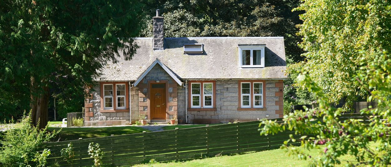 kirkennan lodge holiday cottage in dumfries and galloway near the Solway Coast