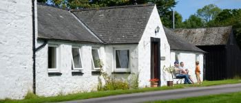 kirkennan woodsedge holiday cottage in dumfries and galloway near the Solway Coast