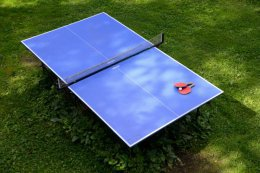 table tennis table kirkennan holiday cottages