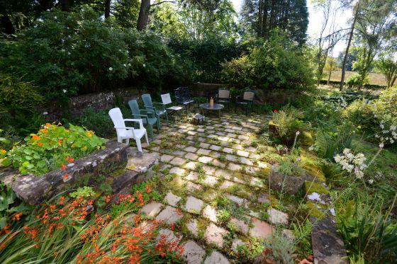 The Walled Garden Life On The Estate Kirkennan Estate