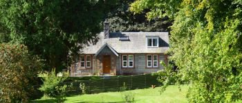 The Lodge holiday cottage in dumfries and galloway