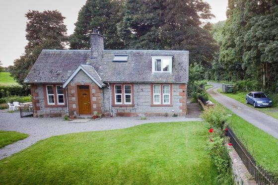The Lodge, self-catering accommodation in South West Scotland