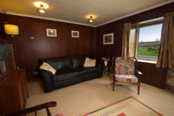 The sitting room in the Mews Holiday Cottage Dumfries And Galloway