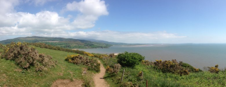 View Sandyhills To Kippford Walk in Dumfries and Galloway
