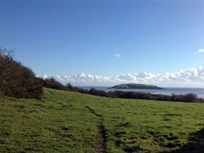 View of Heston Island walk to Torr Point