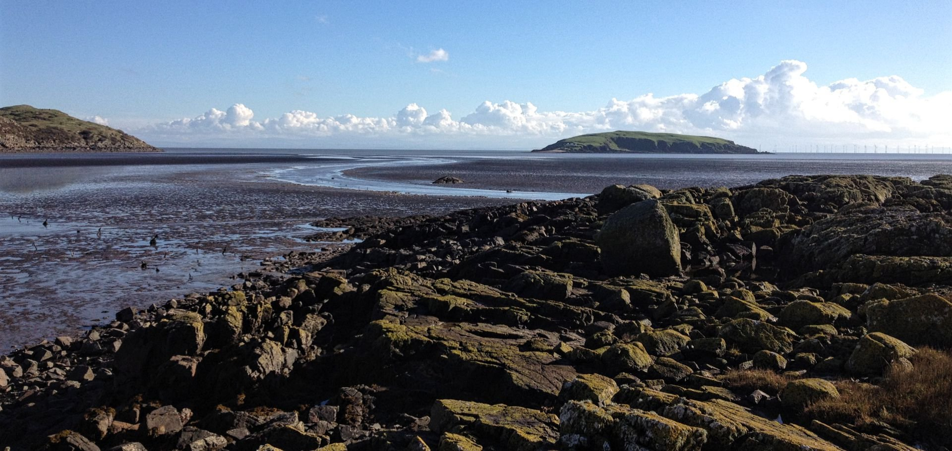 Walk to Torr Point Dumfries and Galloway